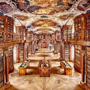 the_library_of_the_abbey_of_st_gall
